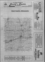 Index Map, Rock County 1989